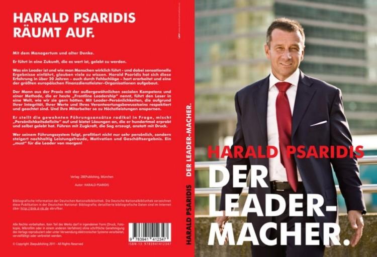 Das neue Buch von Harald Psaridis